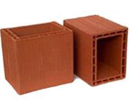 element rectangular pentru cos de fum